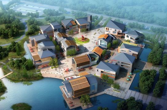 """无独有偶,温州金海园区-滨海新城和现在的温州新城一样,也有着一把"""""""