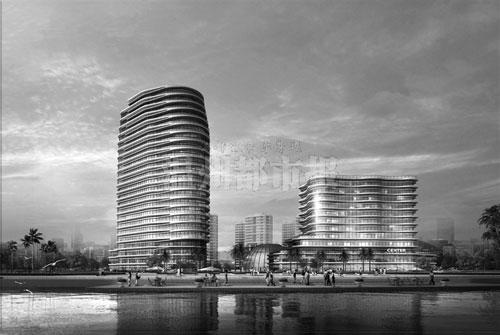 """温州滨海园区将建""""巨无霸""""科技企业孵化器"""