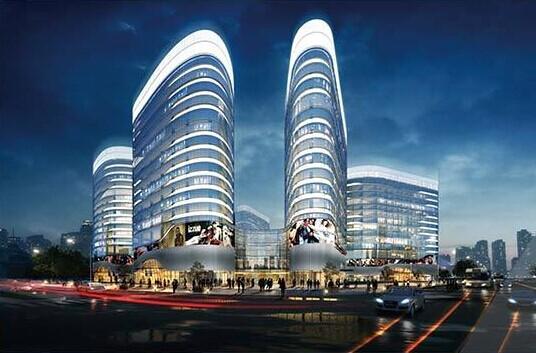 温州房网讯 2014年温州第九届秋季房交会于昨日(9月11日)在国际会展中心启幕,此次,杭州也有十余个项目来参加房交会。号称杭州未来城市新地标的杭州新天地世嘉君座也有参展,该项目占地180万,是全国最大的百万方城市综合体。项目层高5.4米,绿城精装修,精装标准为4000-5000元/,且50可以做到2房2厅2卫,均价23000元/。    杭州新天地(资料图片) 杭州新天地项目,规划总用地56.
